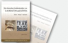Die römischen Grabdenkmäler von Lauriacum und Lentia. Stein – Relief – Inschrift, Forschungen in Lauriacum 14, 2009