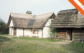 Urgeschichtliches Freilichtmuseum – Keltendorf Mitterkirchen